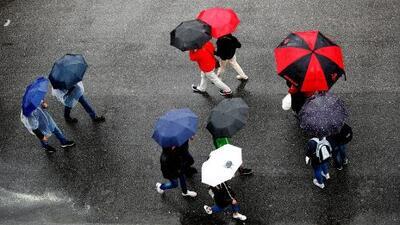 Temperaturas cálidas y probabilidad de algunas lluvias se esperan en Houston para este jueves
