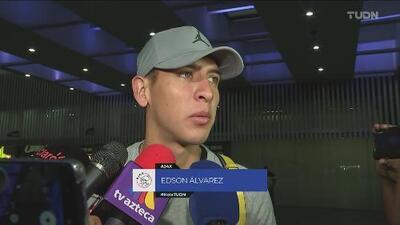 Edson Álvarez regresa a México para tramitar visa de trabajo