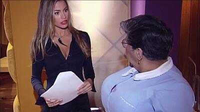 Con un 'pecho bomba', Martica 'la del café' le causó envidia a Sofía Vergara y consiguió que todos amaran su café