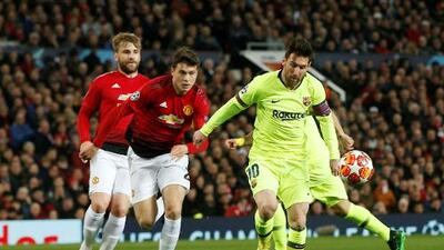 Cómo ver Barcelona vs. Manchester United en vivo, Champions League