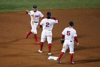 Las claves del Juego 2 de la Serie Mundial: pitcheo abridor y relevo perfecto de Boston