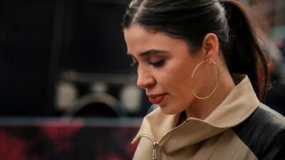Así fue como Emma Coronel dejó de ser la cara frívola del juicio a su esposo 'El Chapo'