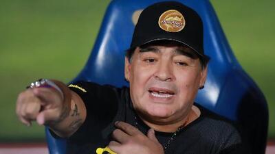 Maradona dedicó triunfo ante Tampico-Madero a Nicolás Maduro y criticó a Trump