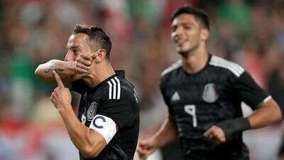 México acapara el XI ideal de la Copa Oro
