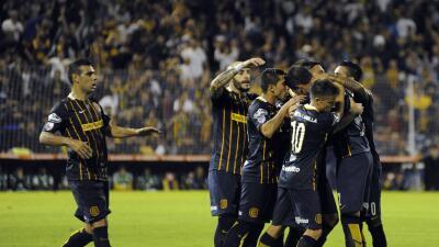 Rosario Central, Atlético Mineiro e Independiente del Valle con boleto a octavos