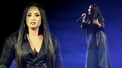 Demi Lovato rompe el silencio tras su sobredosis