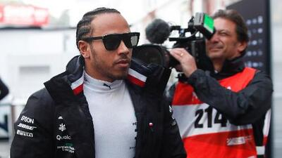 Hamilton prevé que Ferrari será un mayor desafío en 2019