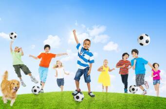 ¡A Moverse!: ropa y accesorios deportivos para los hijos