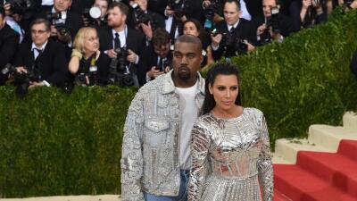Kanye West despide a un guardaespaldas que intentó hablar con Kim Kardashian