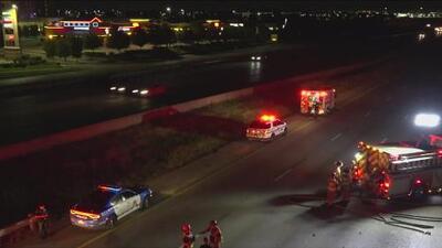 Mueren tres en choque múltiple provocado por presunto conductor bajo influencia