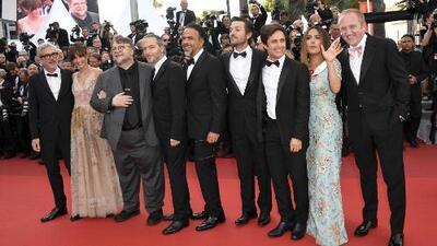 #Mexicannes: la foto épica que demostró que el talento hispano llegó a Cannes para quedarse