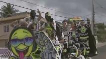 Todo está listo para el Festival de las Máscaras en Hatillo