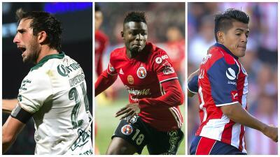 Estos son los 11 héroes de la jornada cuatro de la Liga MX