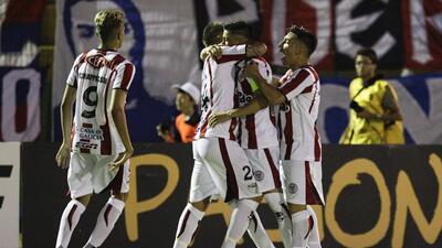 River Plate de Uruguay cerca de meterse a la fase de grupos de Copa Libertadores