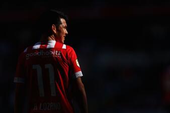 En fotos: Hirving Lozano, titular en triunfo de PSV Eindhoven que lucha por la Eredivisie