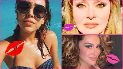 10 actrices de telenovela que aumentaron el tamaño de sus labios