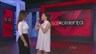 Sal y Pimienta en tu teléfono en vivo con Univision Now