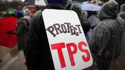 Gobierno extiende hasta 2020 el TPS para los beneficiarios de El Salvador, Nicaragua, Haití y Sudán