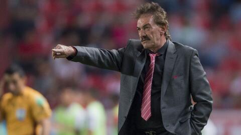 """La Volpe resaltó que México al fin tiene un """"sistema de juego"""""""