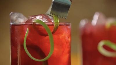 Tequila con Jamaica