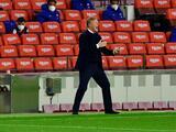 Ronald Koeman desconoce si era penal la jugada de Jordi Alba en triunfo sobre Valladolid