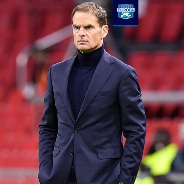 ¿Corre peligro Frank de Boer para continuar como DT de Holanda?