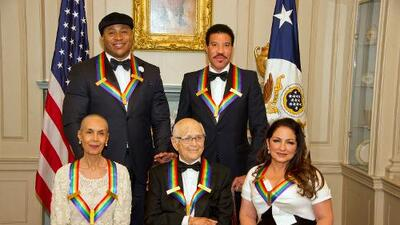 LL Cool J makes history as first rapper to accept Kennedy Center Honor