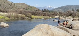 Río Kaweah: un destino cerca de Los Ángeles que debes conocer
