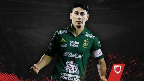 OFICIAL: Rubens Sambueza, nuevo futbolista del León