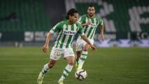 Diego Lainez está listo para jugar ante el Cádiz