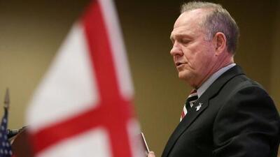 En un minuto: Una nueva acusación sexual contra el candidato republicano Roy Moore