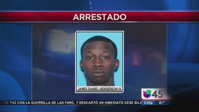 Arrestan a sospechoso de balacera en restaurante