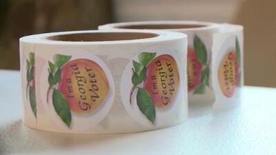 Demócratas toman fuerza en elecciones primarias en Georgia