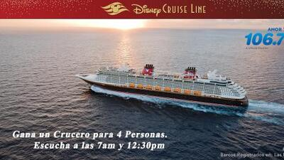 Gana un Crucero a Disney Cruise Line Bahamas!