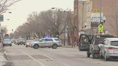 Policía de Chicago investiga confuso incidente en el área de Belmont Cragin