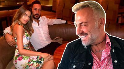 Sin rencores: Gianluca Vacchi aprueba la nueva relación de su ex Ariadna Gutiérrez