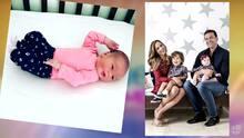 ¡Felicidades Alana! Satcha Pretto celebra el primer cumpleaños de su hija