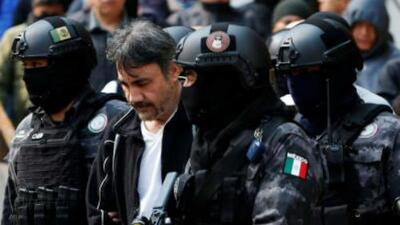 Posible sucesor del 'Chapo' Guzmán se declara no culpable de narcotráfico