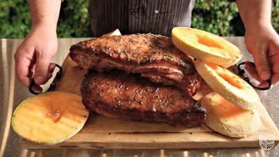 Sí, existe algo más rico que el bacon y se llama panceta