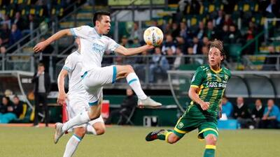 ¡Debut soñado! Erick Gutiérrez debuta en el PSV con asistencia y gol
