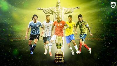 Copa América: Cuartos de Final… ¿podrá Brasil sacarse la paternidad de Paraguay?