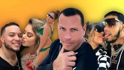 Hacen arder las redes con su amor: las parejas nominadas a Premios Juventud 2019