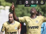 Brilla hondureño Alberth Elis con gol y asistencia en triunfo del Boavista