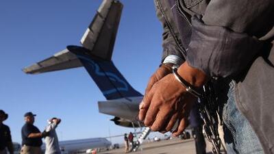 ¿A dónde serán enviados los inmigrantes deportados de Estados Unidos pero que no son de México?