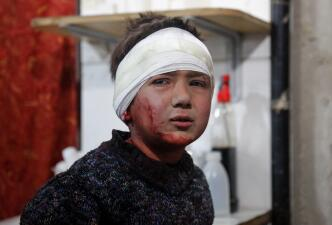 Fotos: Más de 800 muertos en Guta, la nueva 'capital' del desastre humanitario en Siria