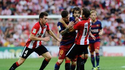 Athletic y Barcelona reeditan la final de la Copa del Rey ...