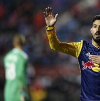 Gonzalo Verón podría dejar la MLS para unirse a un equipo de la Super Liga de Argentina