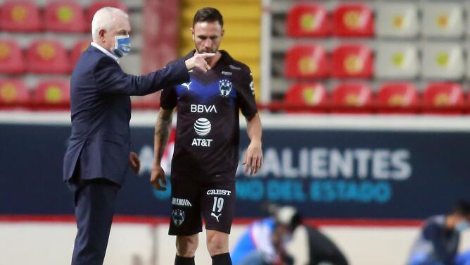 Nico Sánchez y Layún están prácticamente descartados ante San Luis