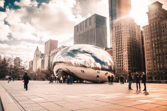 10 lugares gratuitos para llevar a los niños en Chicago