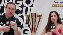 Alan Tacher casi toca la Copa Oro y por poco desencadena una maldición (pero sus compañeros lograron evitarlo)